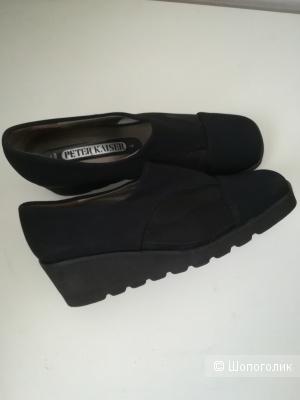 Туфли Peter Kaiser,размер 36,5-37