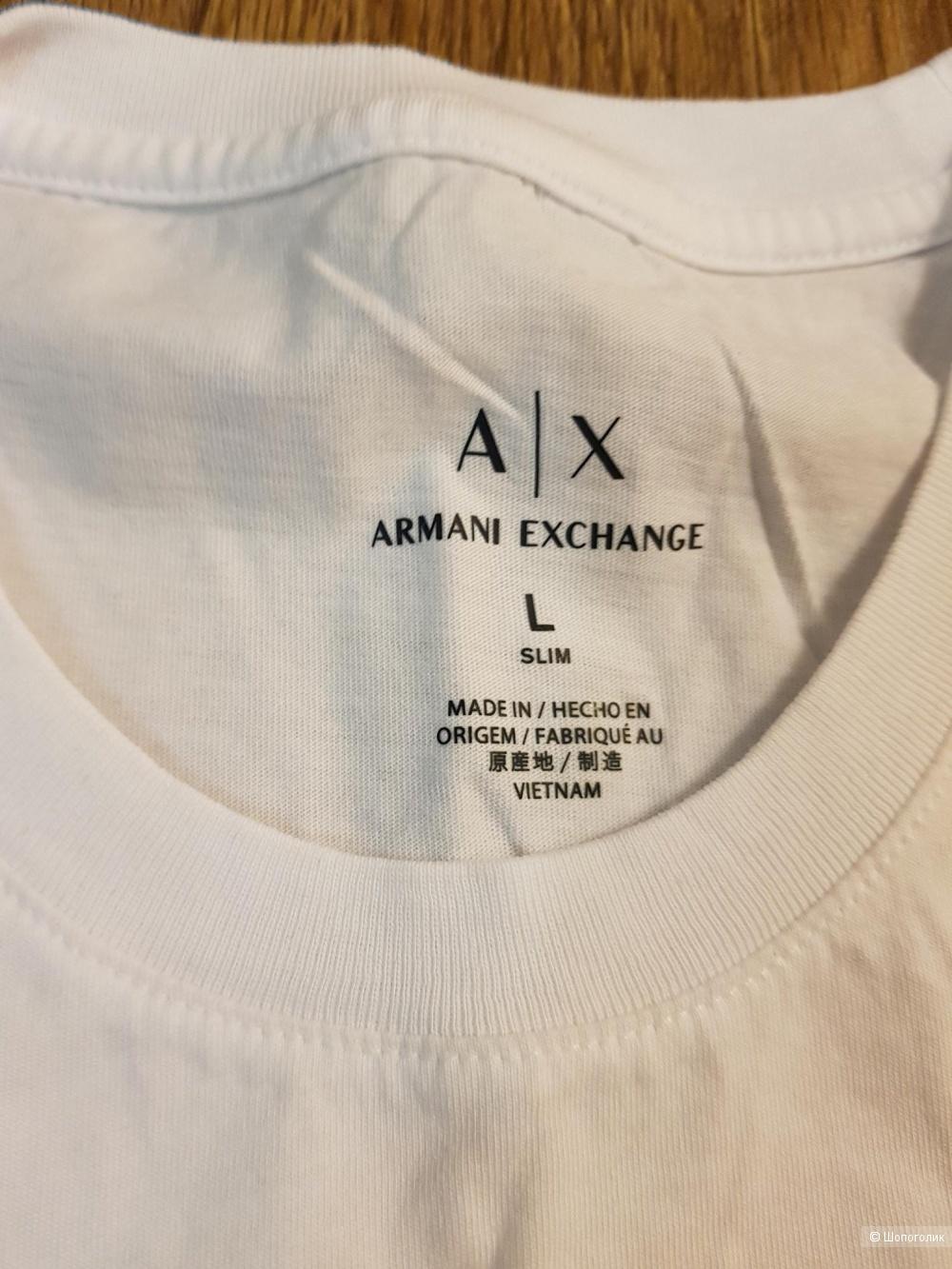 Футболка Armani Exchange размер L