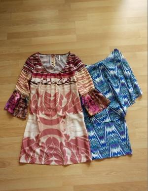 Сет две туники (платья) Bebe и Met размер 40-42