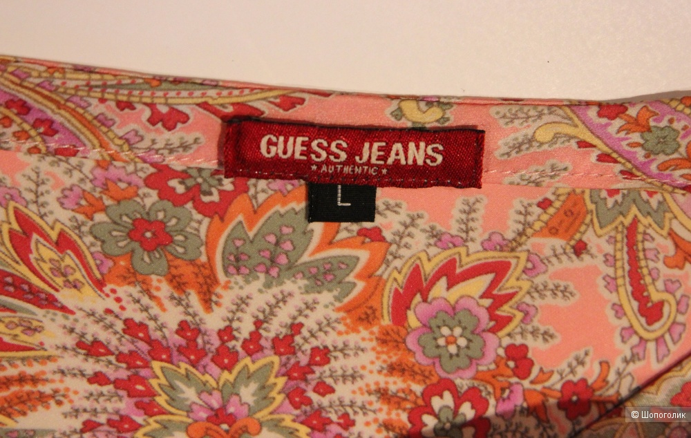 Блузка Guess Jeans размер 44-46(M)