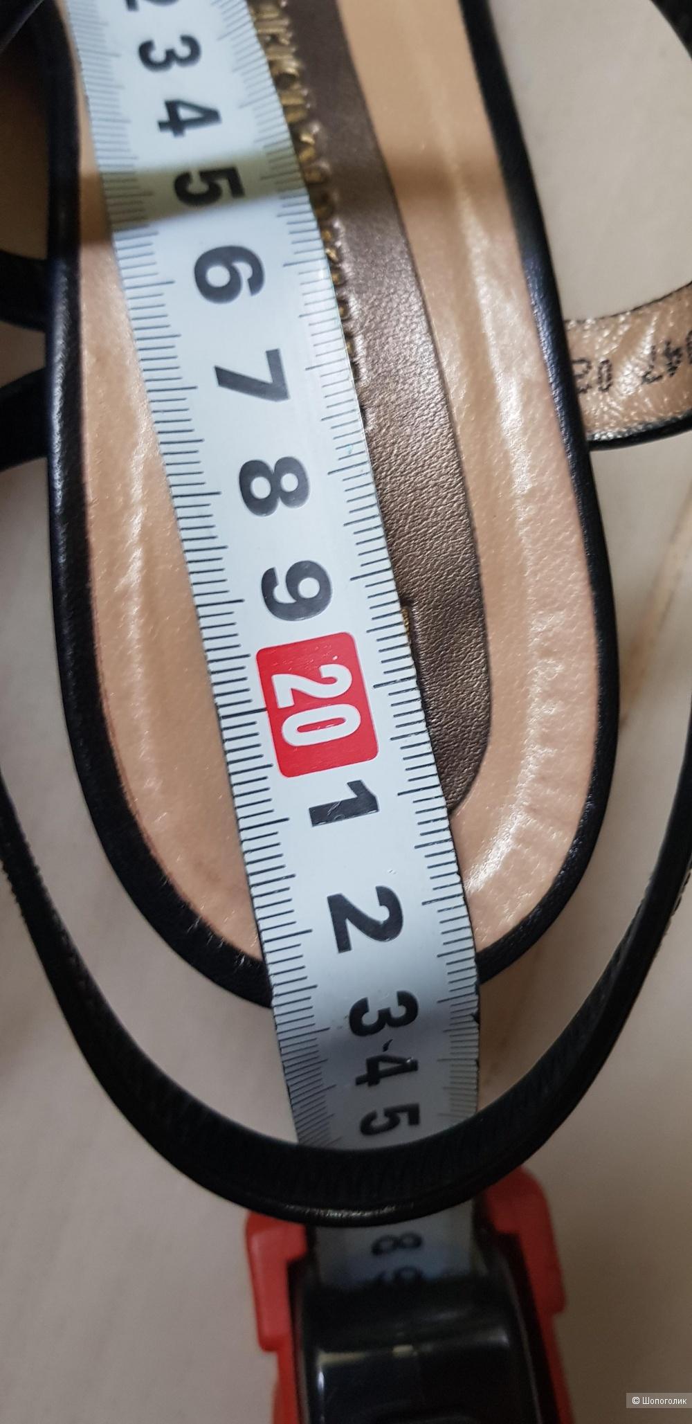 Босоножки peter kaiser новые. 35-35.5