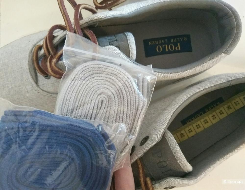 Кеды Ralph Lauren, размер 9.5