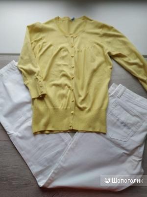 Сетом брюки Guess и кофта Oasis,44 рус