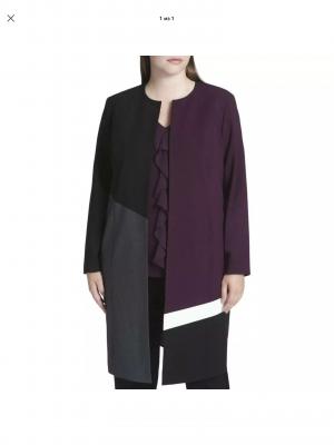 Пальто Calvin Klein размер 16w(54-56-58 рус)