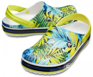 Crocs Crocband Tropical размер 12