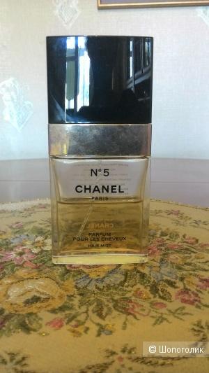 "Hair mist ""Chanel №5"" Chanel 35 мл (реально 20 мл.)"