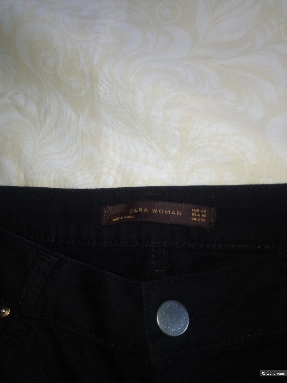 Джинсы Zara размер 44+-