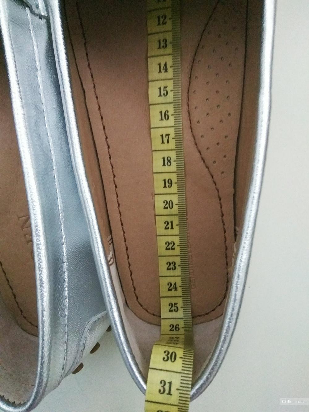 Мокасины Ralph Lauren. Размер 8