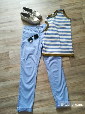 Сет брюки Blue motion + топ Paul Smith, размер s/m