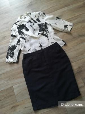 Сет юбка Calvin Klein+ пиджак Libra, размер М/L