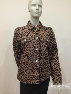 Джинсовая куртка бренд  b.p.c. selection размер XL XXL