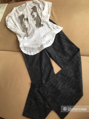 Джинсовые брюки Charlotte Russe, 46 размер