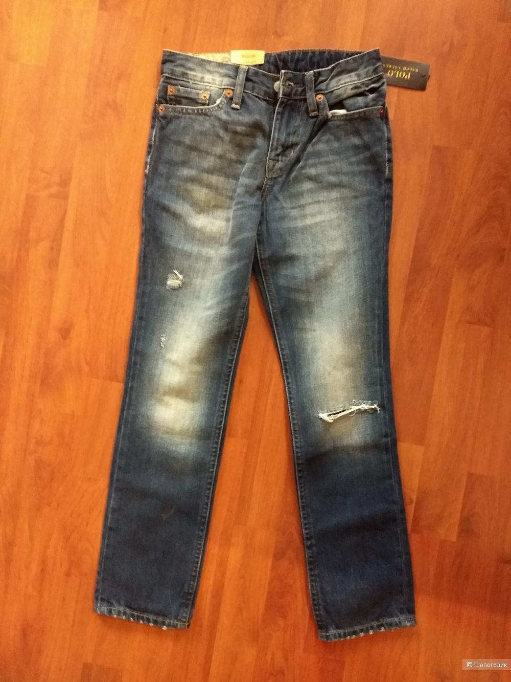 Джинсы Ralph Lauren, размер на 10лет (140-146см)