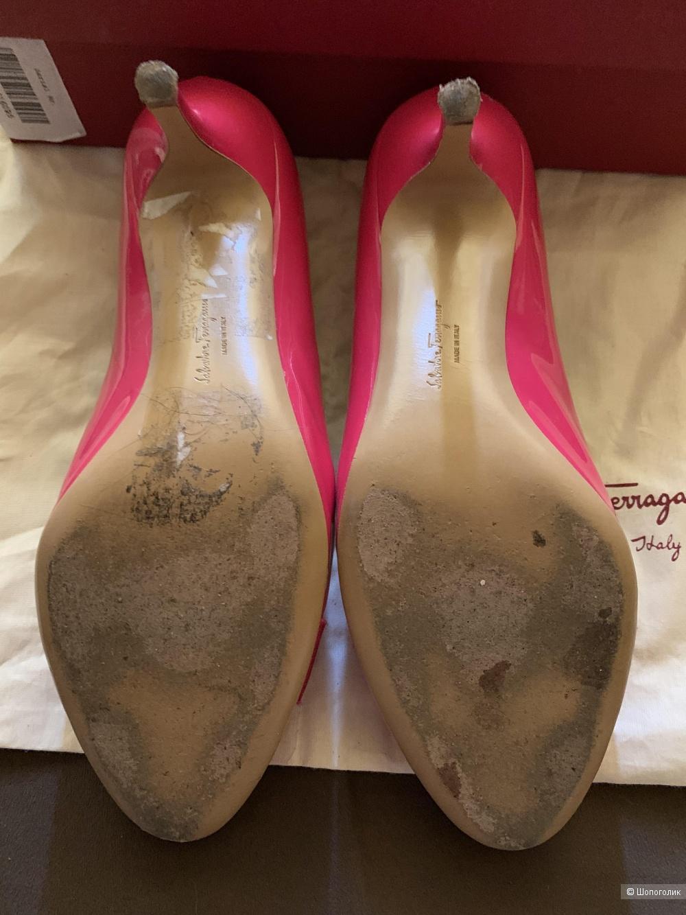 Туфли Salvatore Ferragamo,9,5 размер