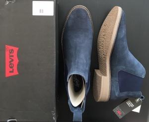 Ботинки Levi's®, размер 43