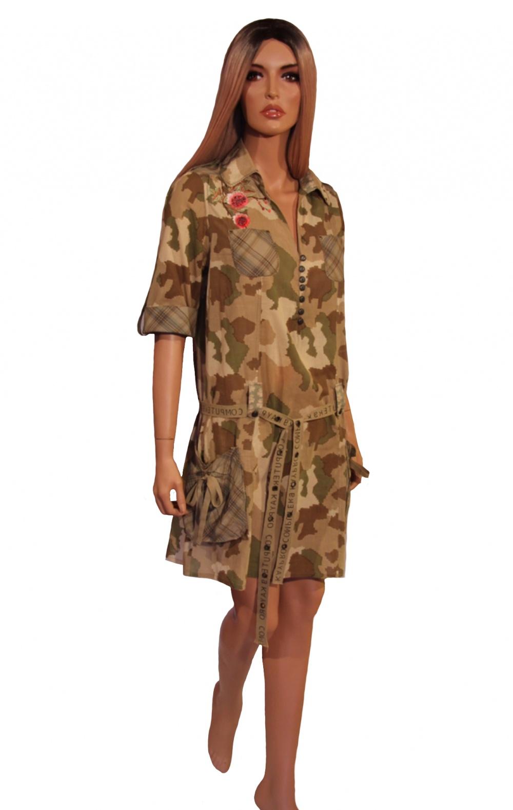 Платье Derhy Design Studio размер 44-46(М)