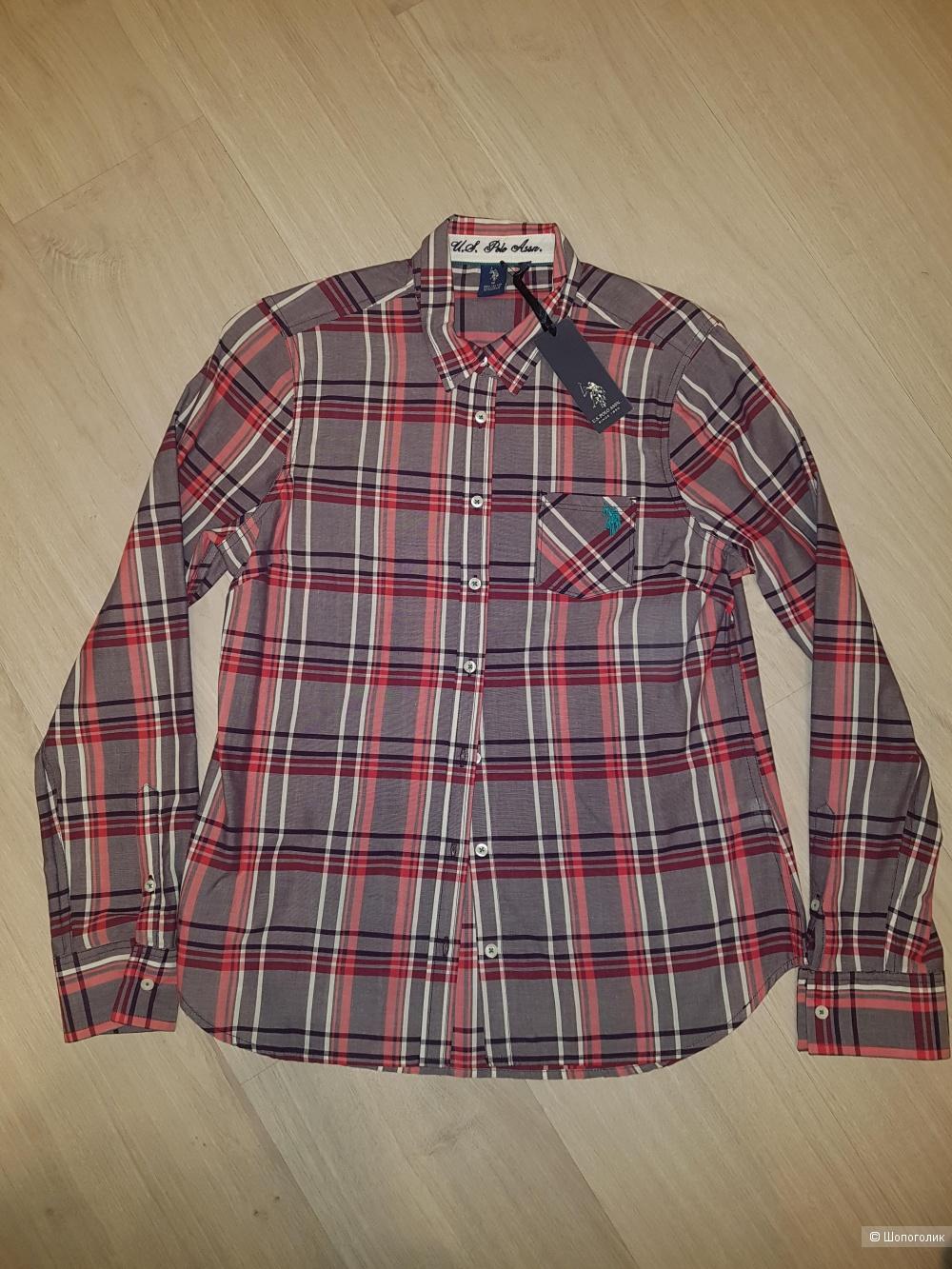 Рубашка US Polo Assn, р.М