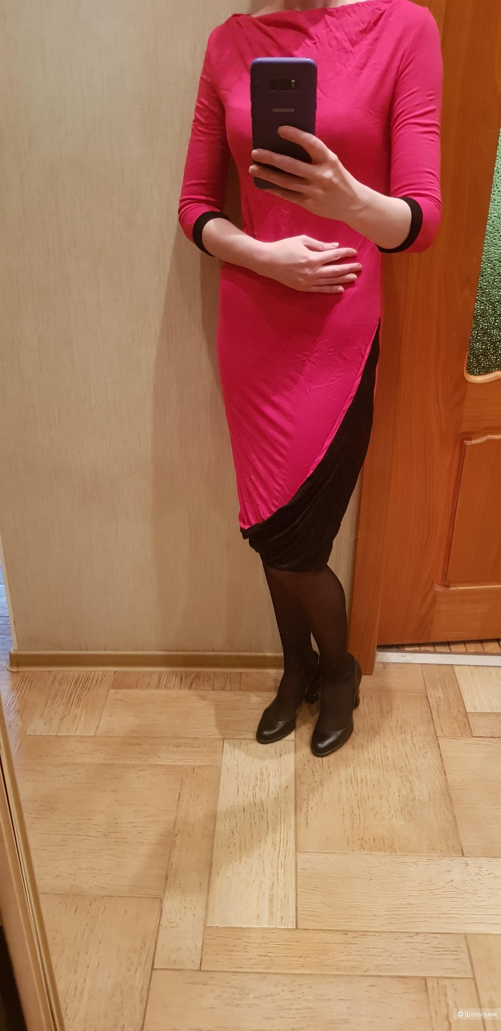 Платье IANIS CHAMALIDY размер 42 русский.