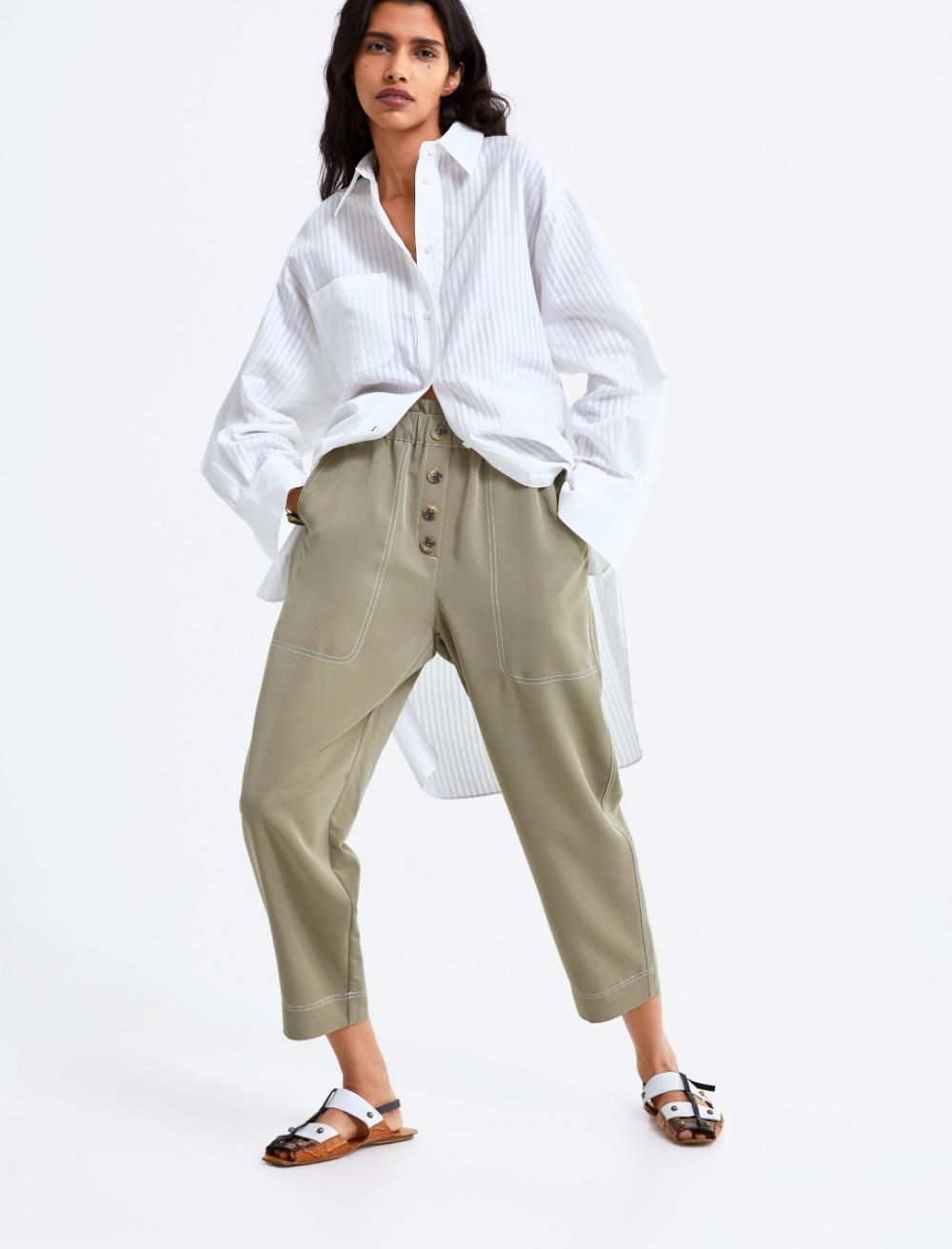 Брюки Zara размер s