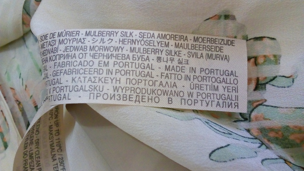 Блуза Massimo Dutti 38 размер