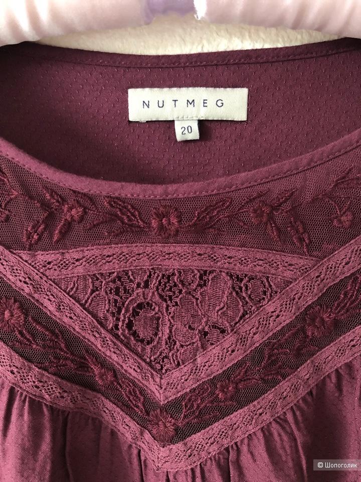 Блуза-туника, Nutmeg,  54
