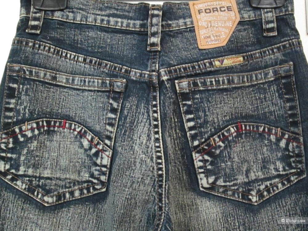Джинсы   Force Jeans  р. 29
