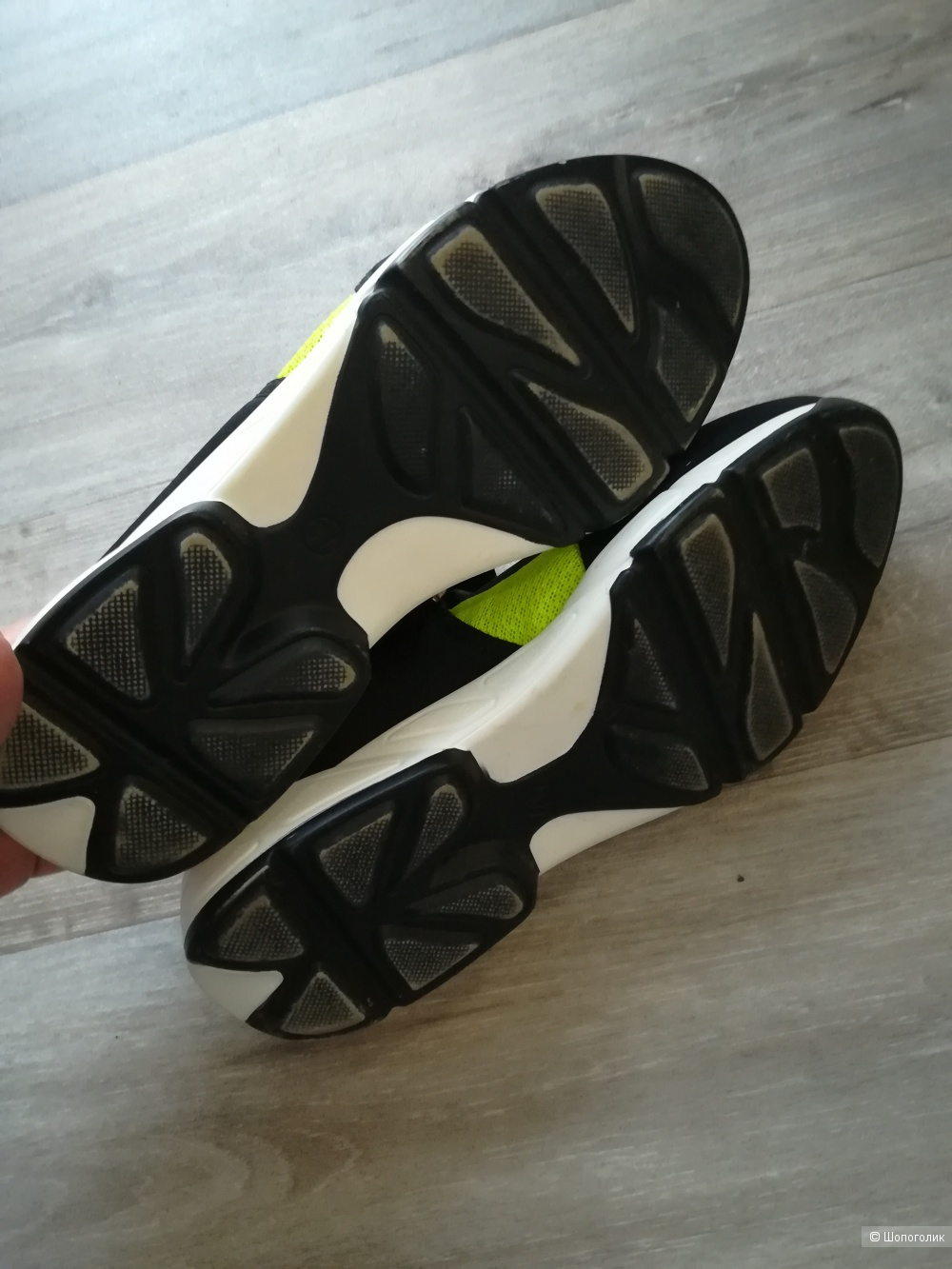 Кроссовки Cesare Gaspari, размер 37