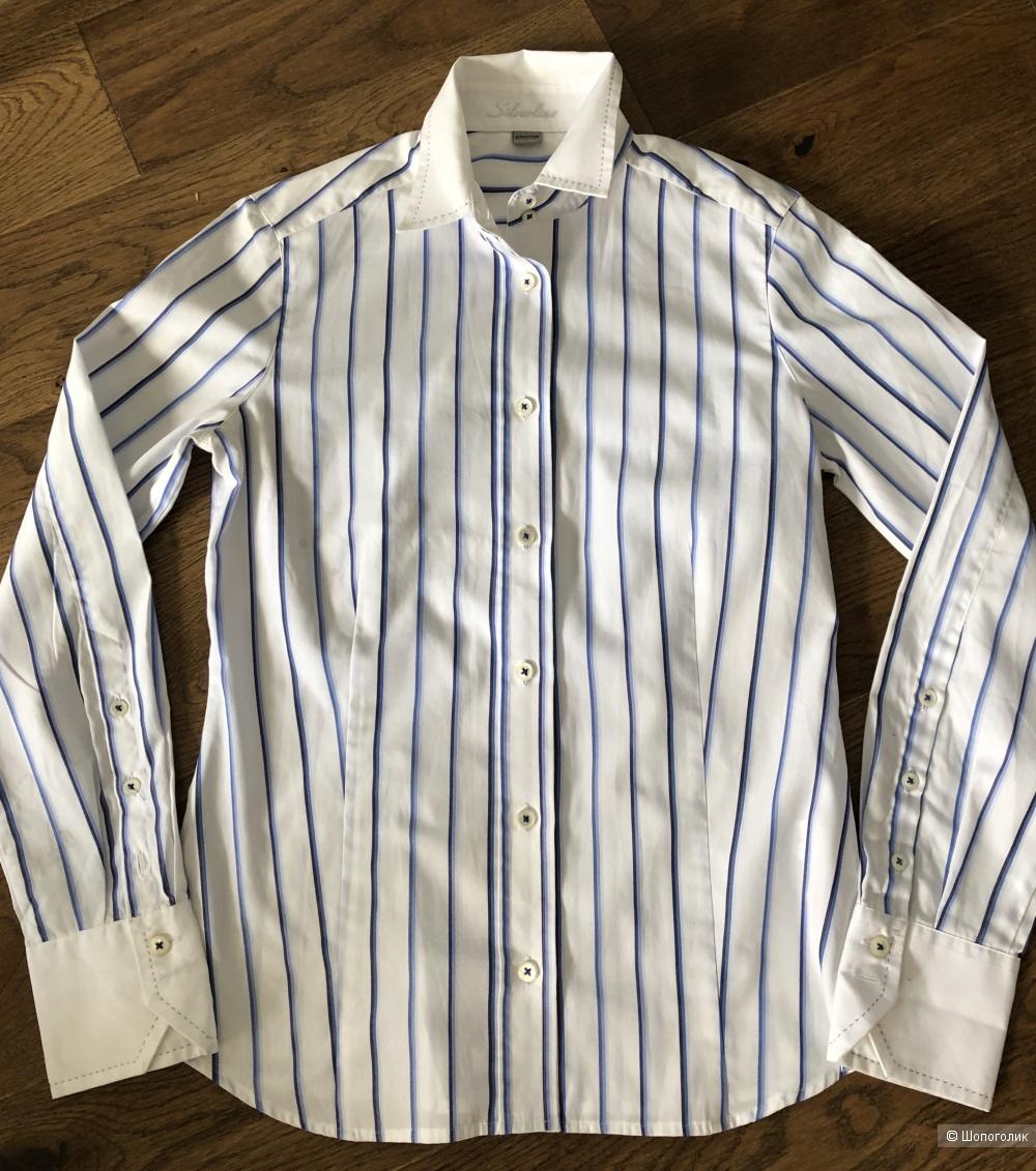 Рубашка Eterna размер 34( XS-S)