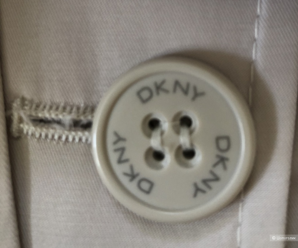 Тренчкот DKNY размер S