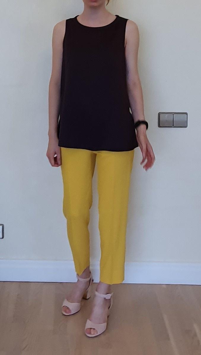 Летние брюки Piazza Sempione, 40IT размер