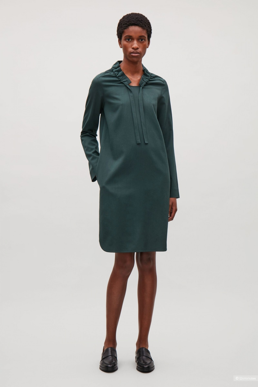 Платье COS шерсть,  40 (170/92А)
