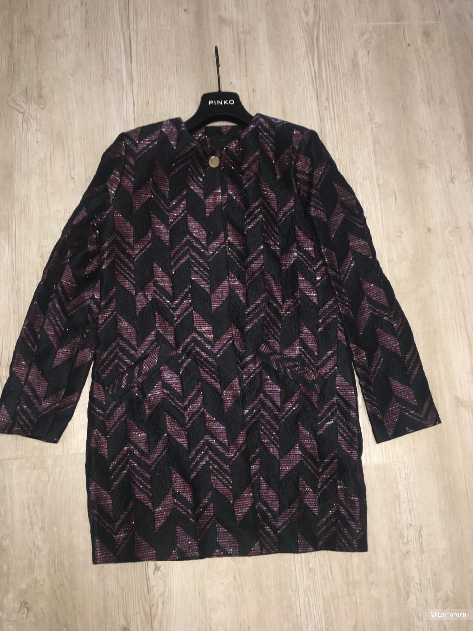 Пальто PINKO, размер 42 it