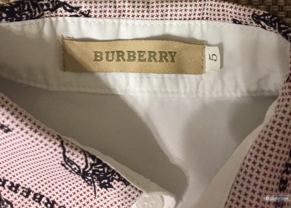 Рубашка Burberry на 5 лет