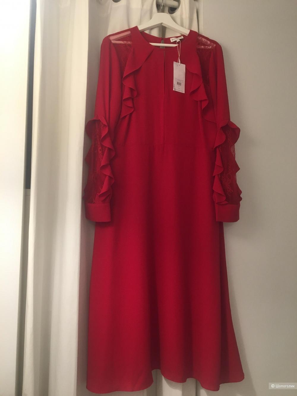 Платье Wearhouse, размер 18 U.K.