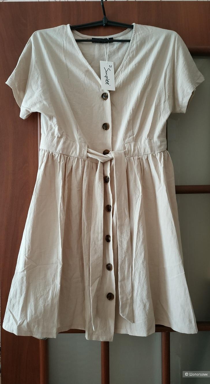 Платье simplee размером 42-44