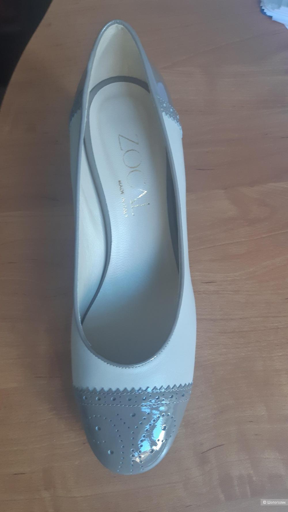 Туфли Zocal размер по маркировке 36.5 на 37 р-р