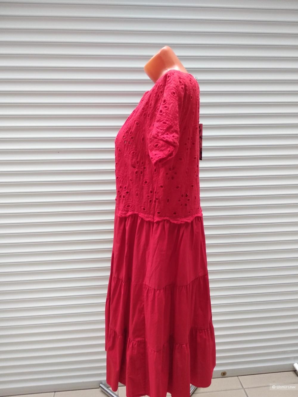 Платье. Stella Milani. Размер 46-48.