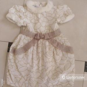 Платье  il Pinko  Pallino 6-8 лет