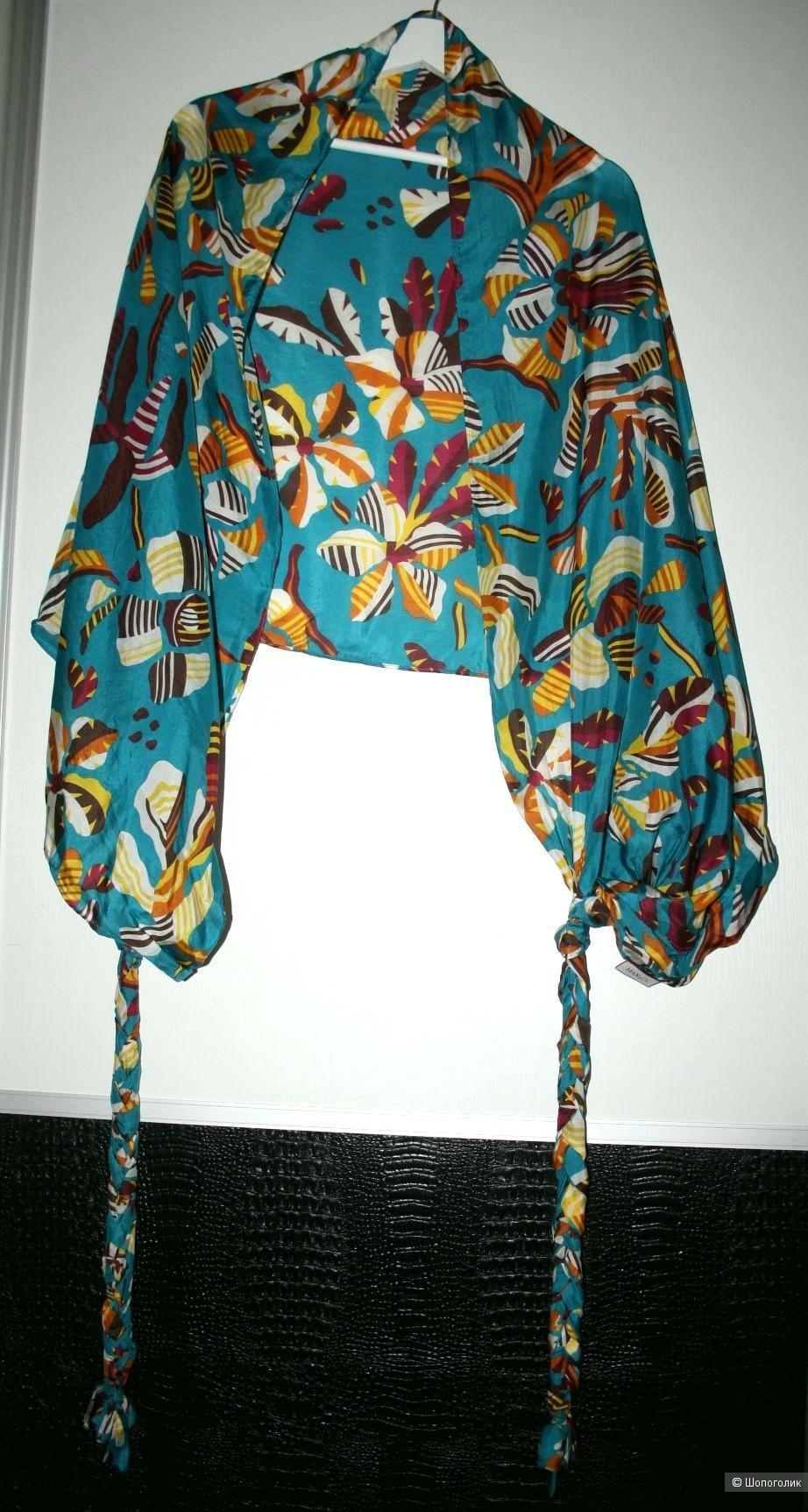 Шелковый платок Max Mara (Max&Co)