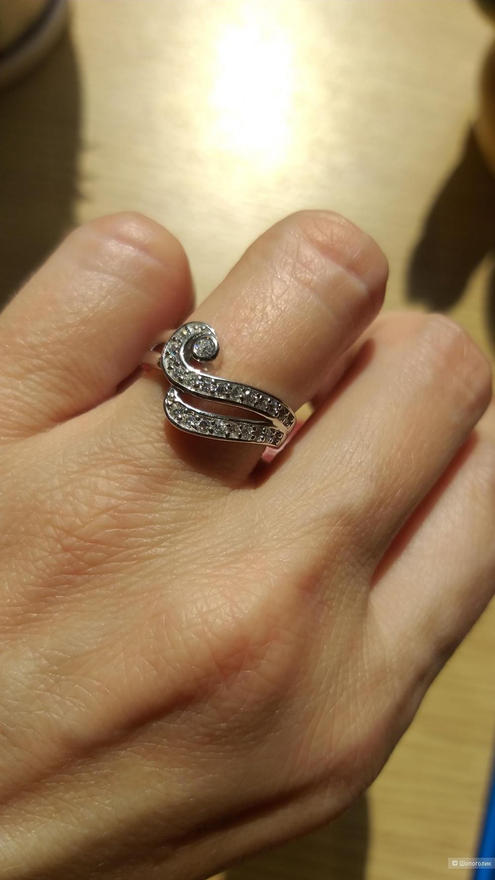 2 кольца из серебра.