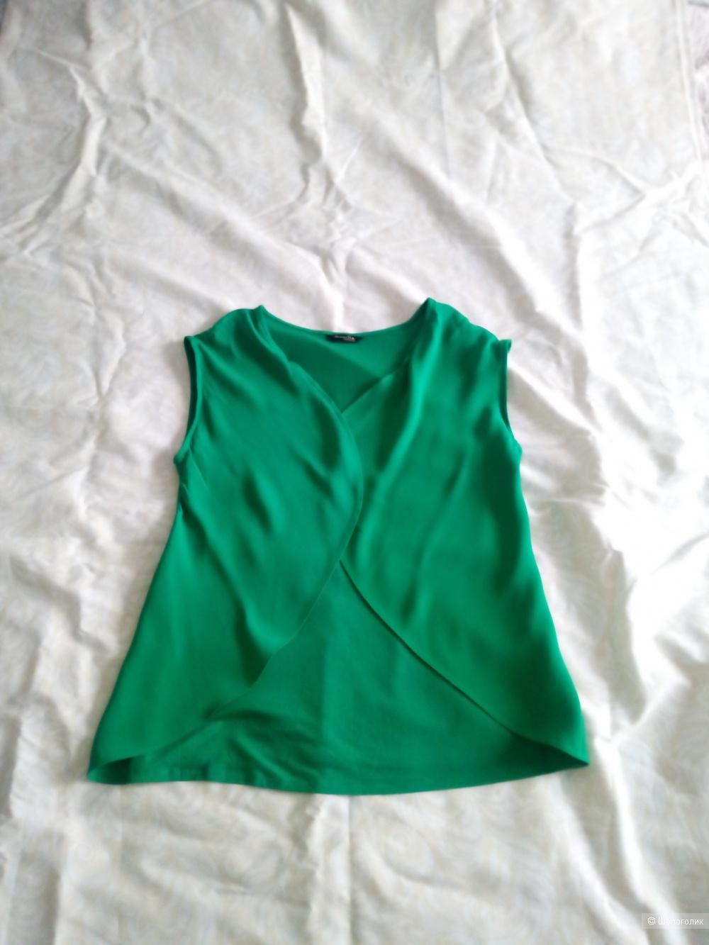 Блузка Massimo Dutti размер 46+-