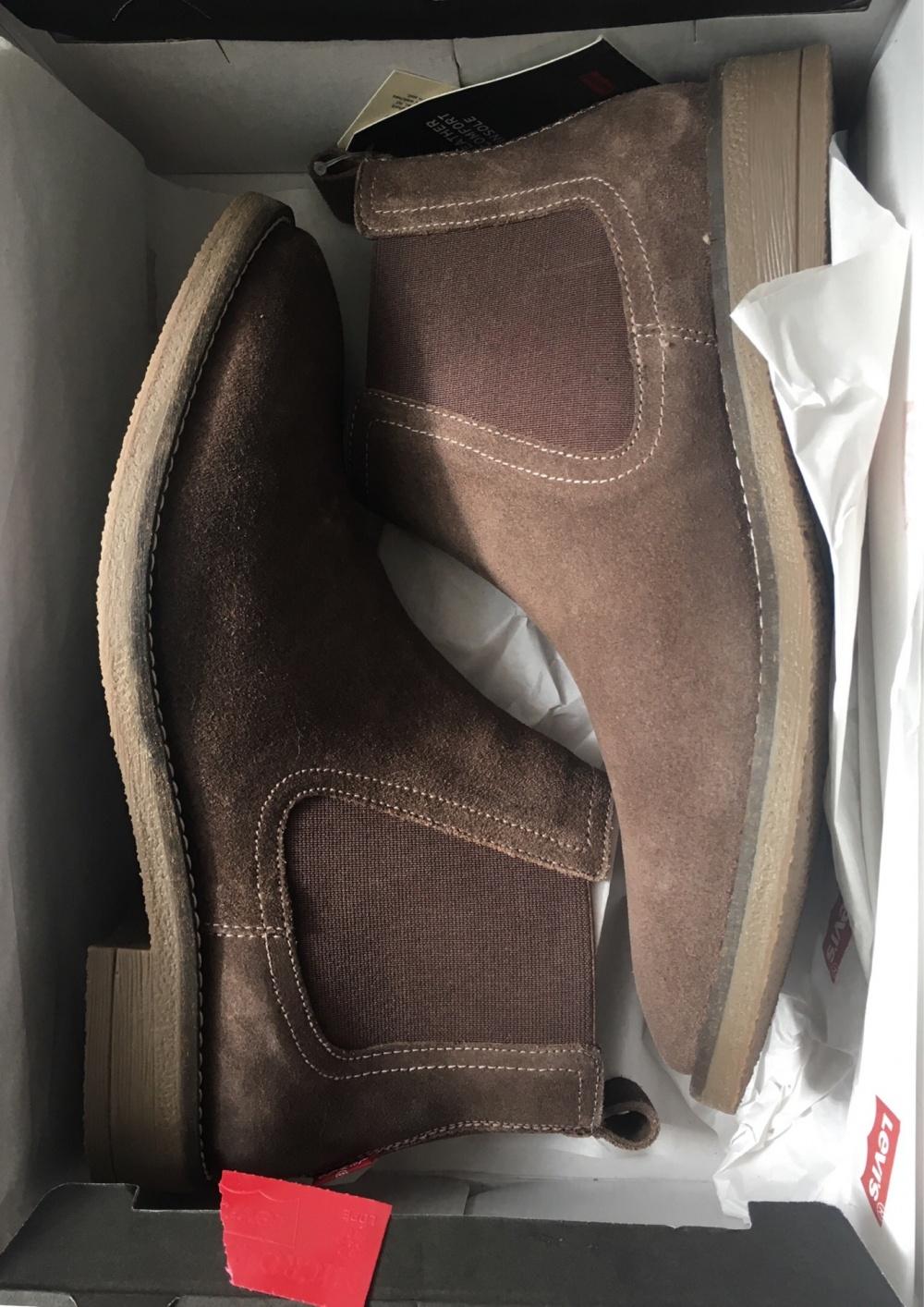 Ботинки Levi's®, размер 43 и 44