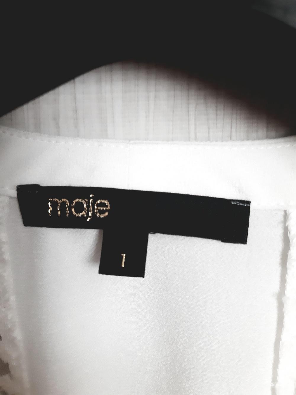 Блузка Maje, размер  42/44