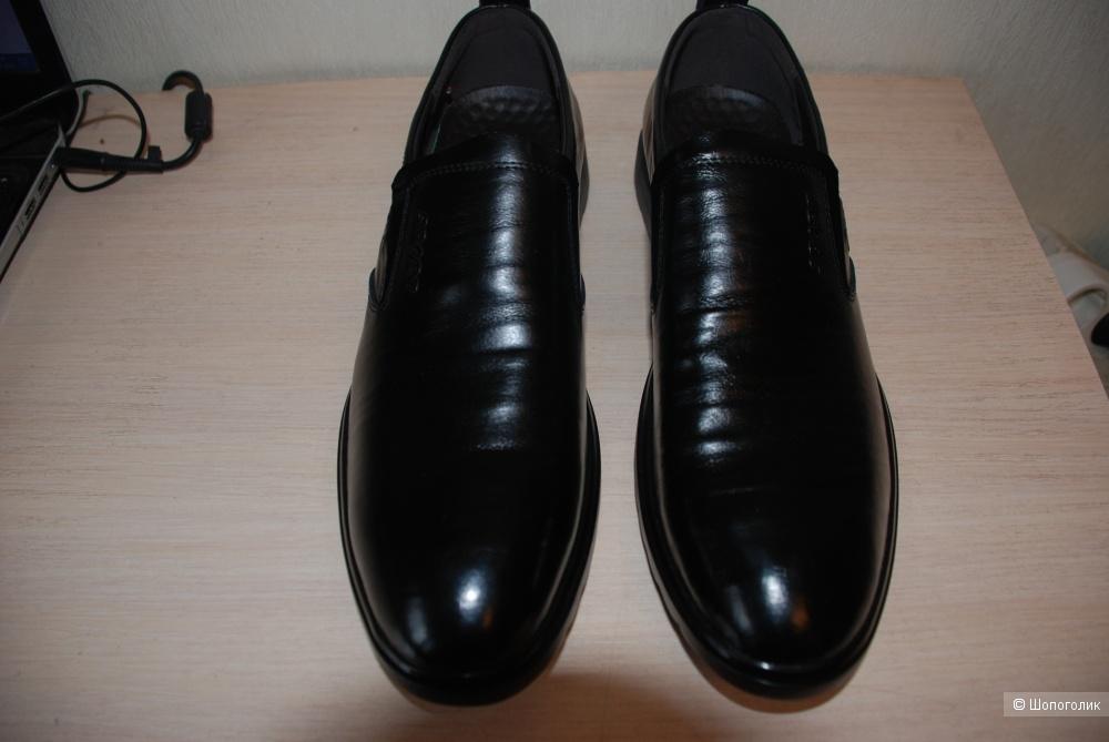 Туфли фирмы GAODANG размер 43