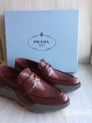 Мокасины Prada размер 36