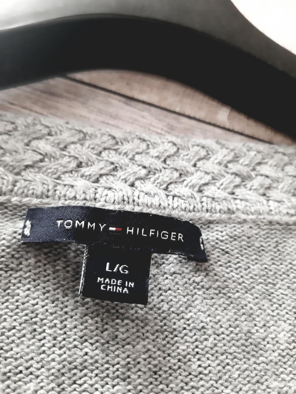 Джемпер  Tommy Hilfiger, размер L