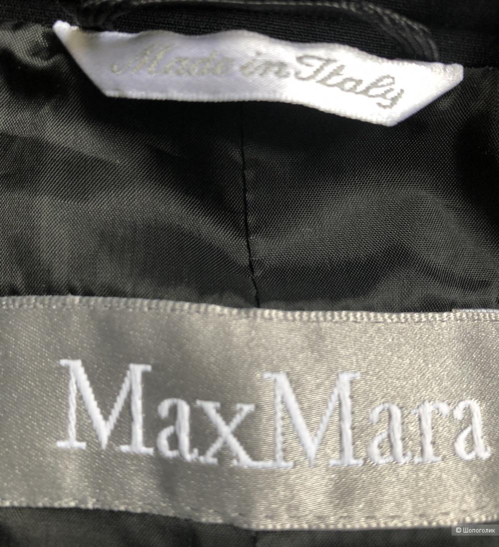 Жакет Max Mara размер производителя  44  ( на 48 российский )