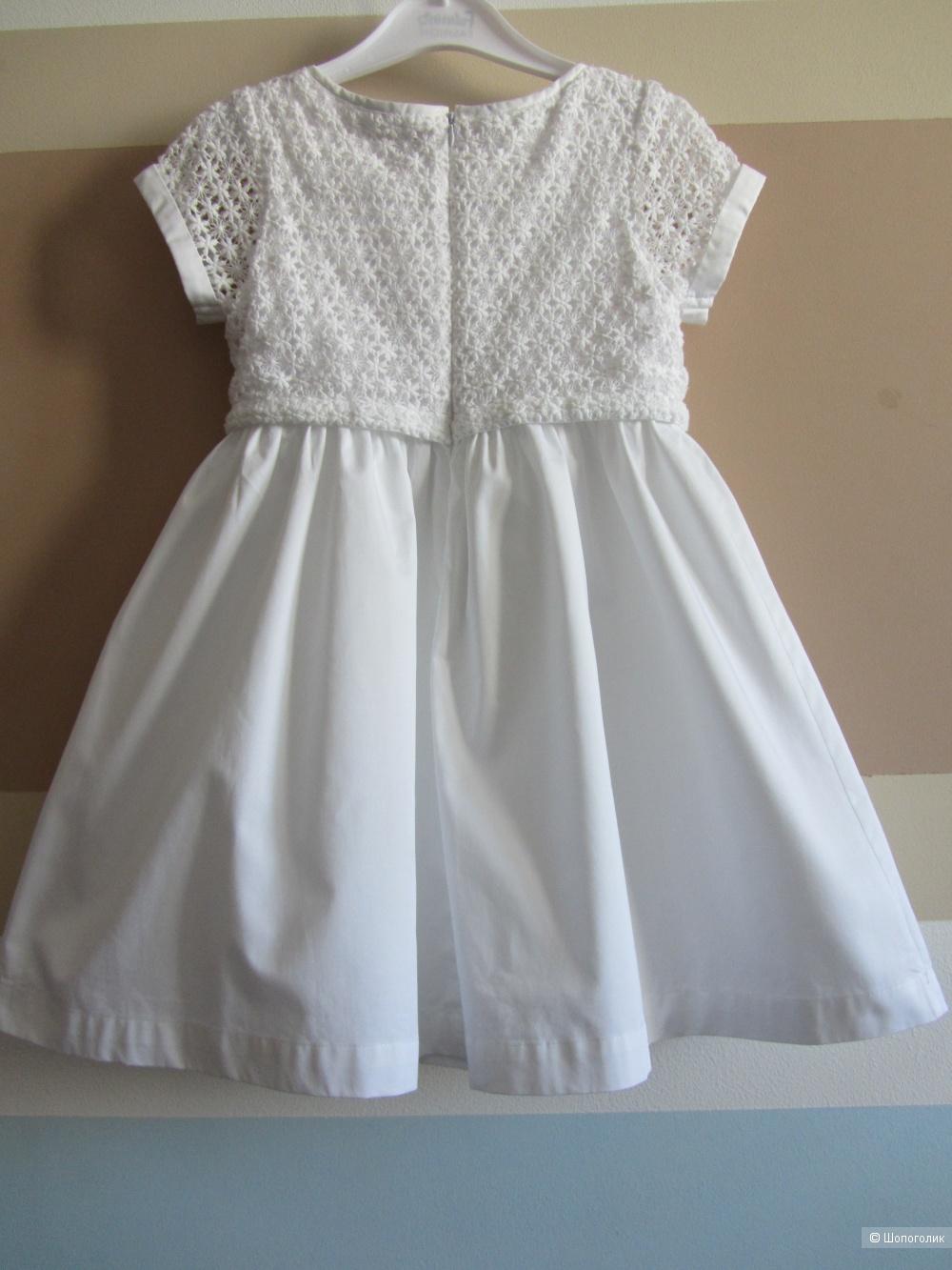 Платье Vertbaudet размер 114 см