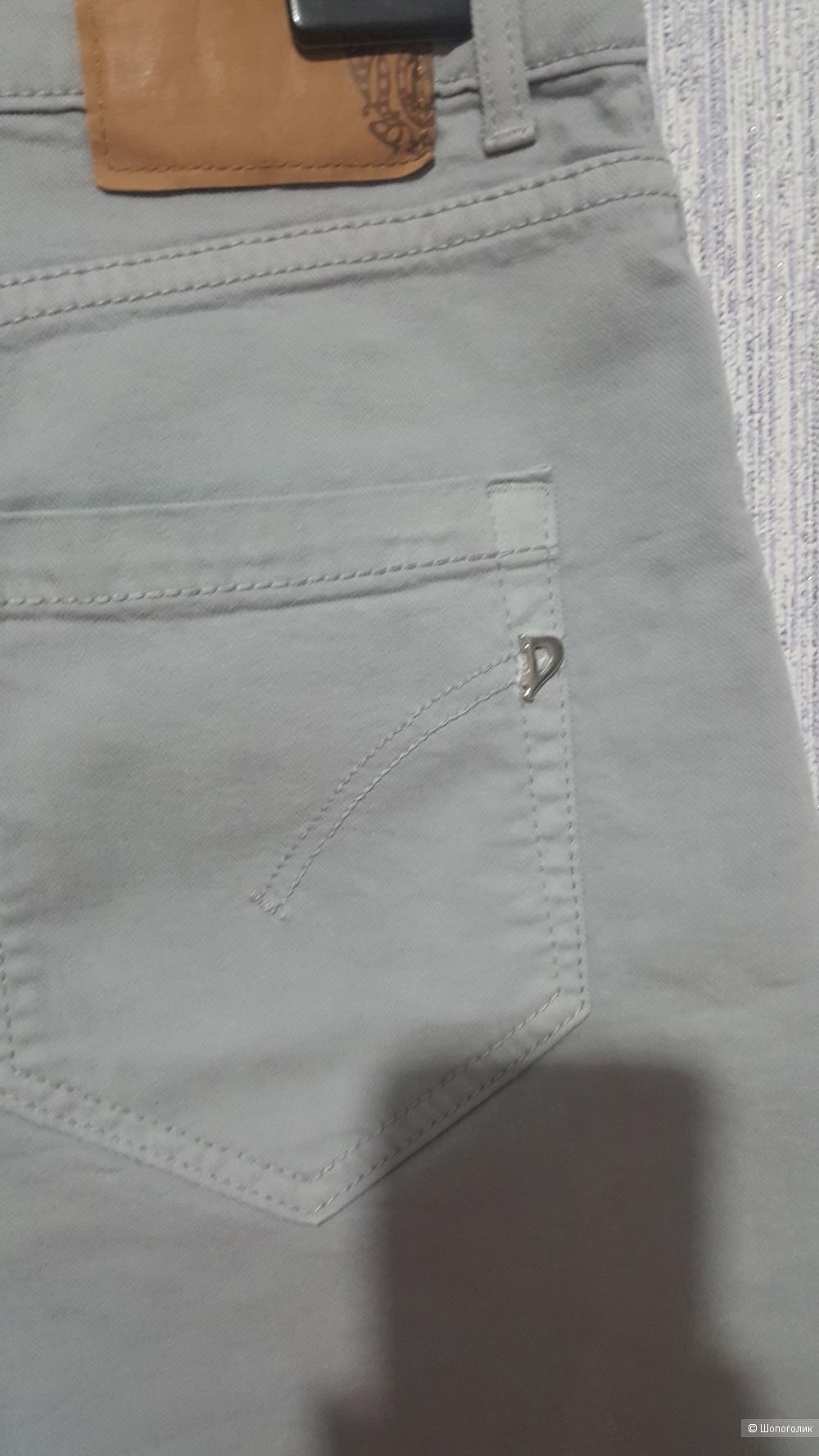 Шорты бермуды Dondup 28 джинсовый размер