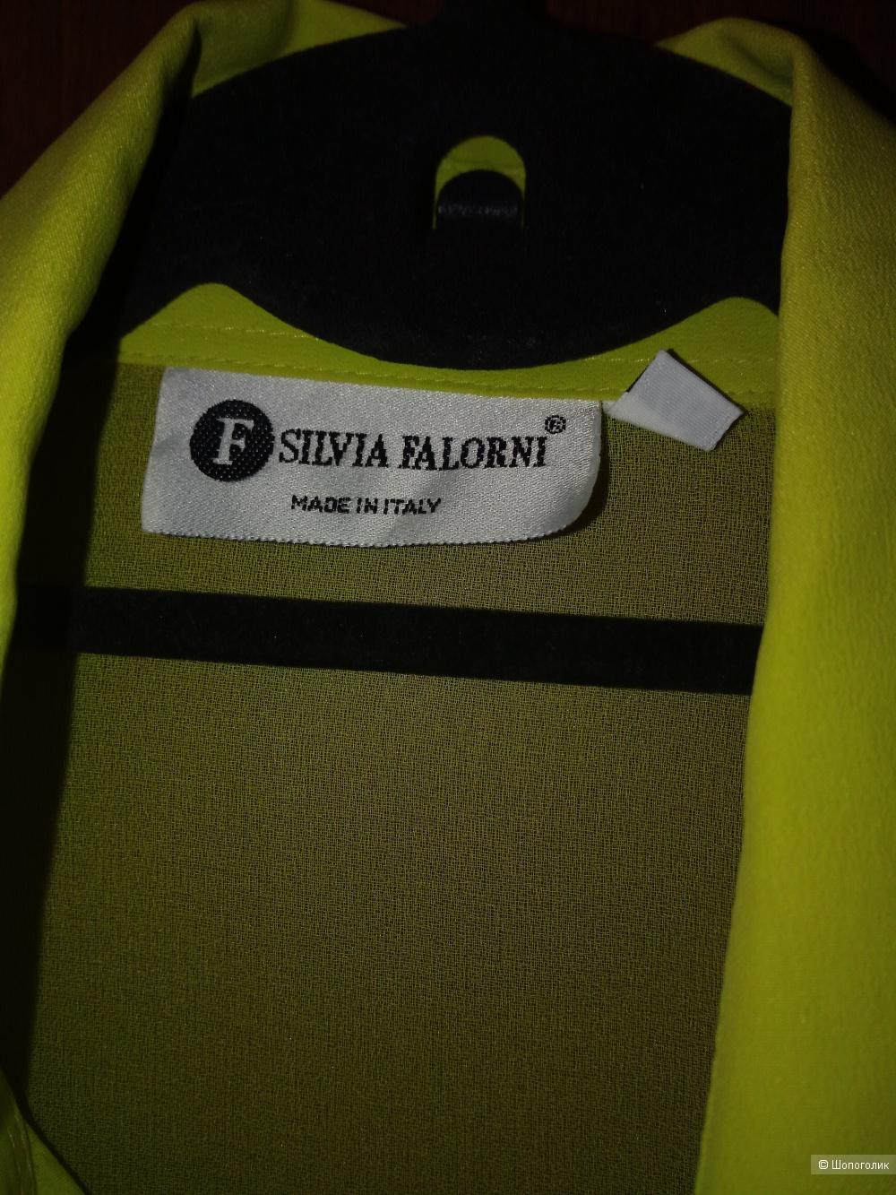 Блузка Silvia Falorni размер 46+-